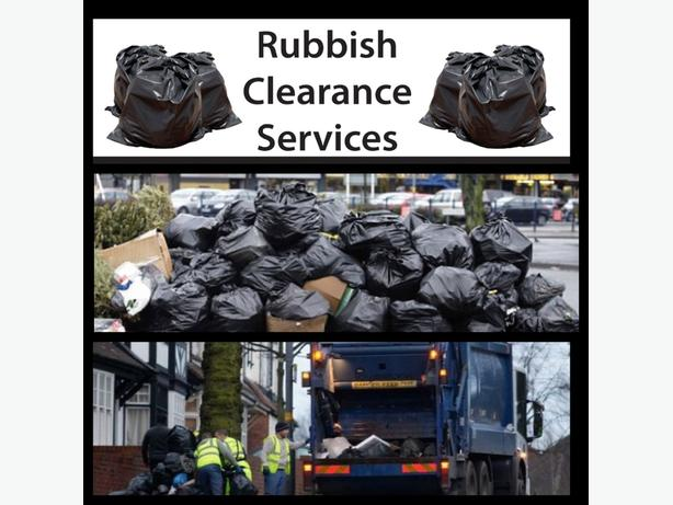Birmingham Refuse black bin collection
