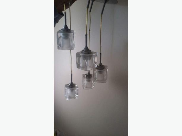 Cube Light Fitting