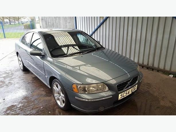 volvo s60 d5 2.4 diesel 2005 sell or swap