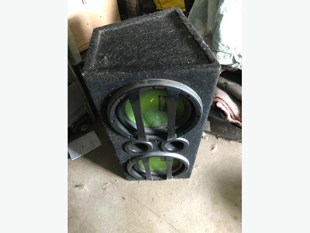 SUB WOOFER FUSION