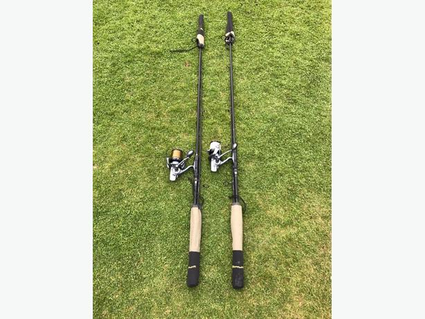 FOR TRADE: Carp gear swap for Match gear