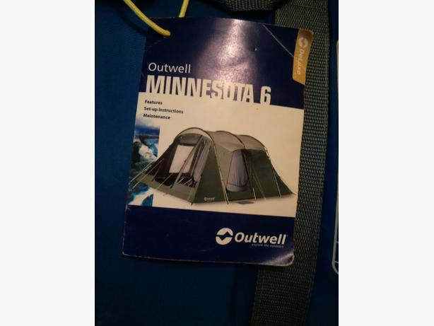 outwell minnesota 6 man tent
