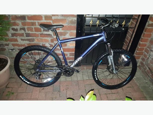 Voodo mountain bike hydro brakes