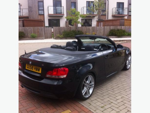BMW 1 series 118 I M SPORT Cabriolet