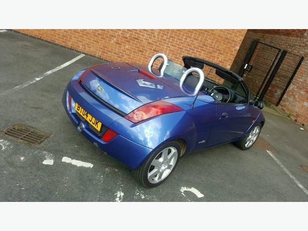 streetKA ford convertable low millage 12 MONTH MOT  swaps welcome