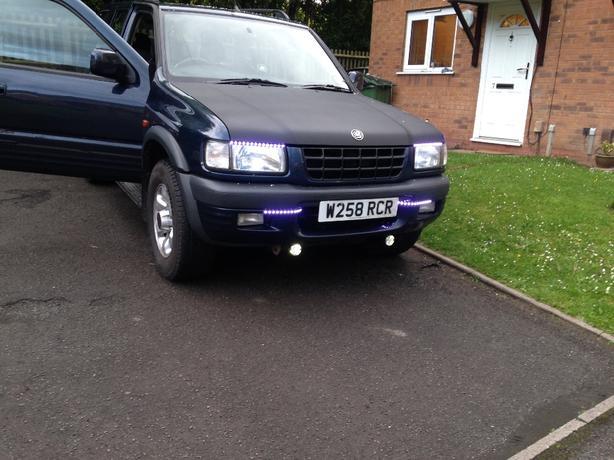 Vauxhall Frontera 2.2DTI