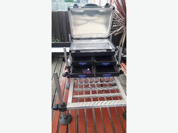 Preston x5 seatbox