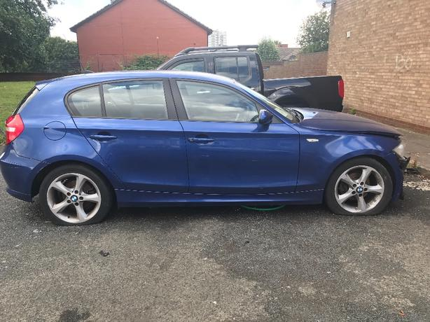 1 Series E87 breaking for parts spares and repairs