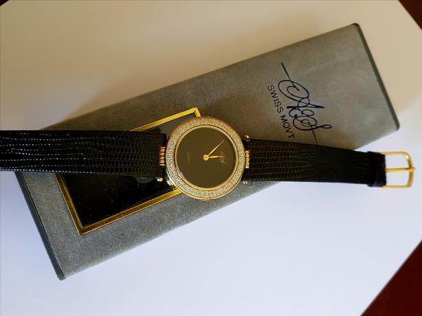A&S Gents Quartz Wristwatch