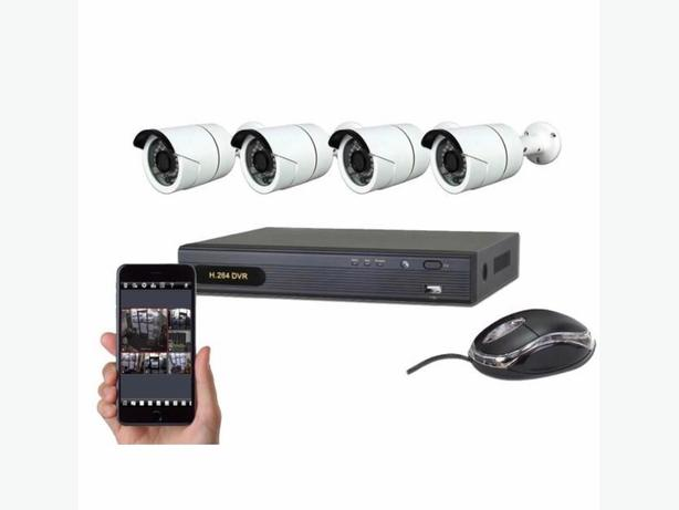 low-cost high-quality HD CCTV