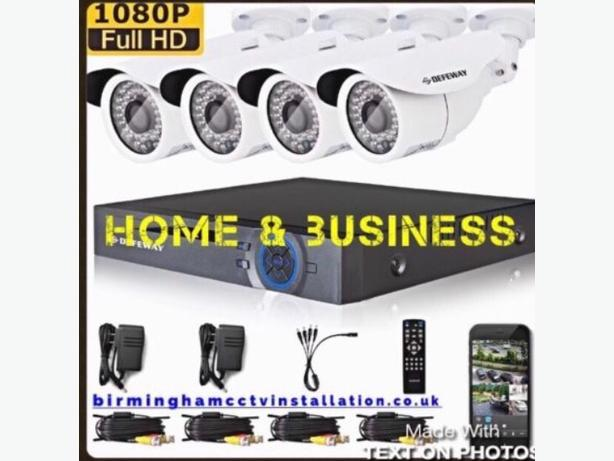 security camera system CCTV high-quality low-cost