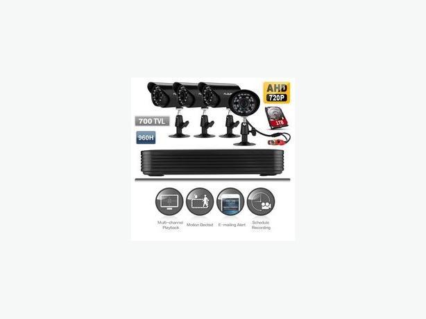 HD CCTV LOW COST INSTALLER