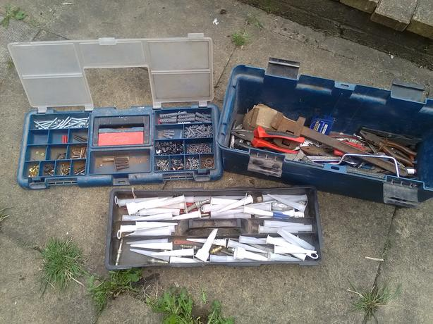 Spanners, pliers & snips