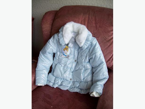 Girls coat (age 7-8)