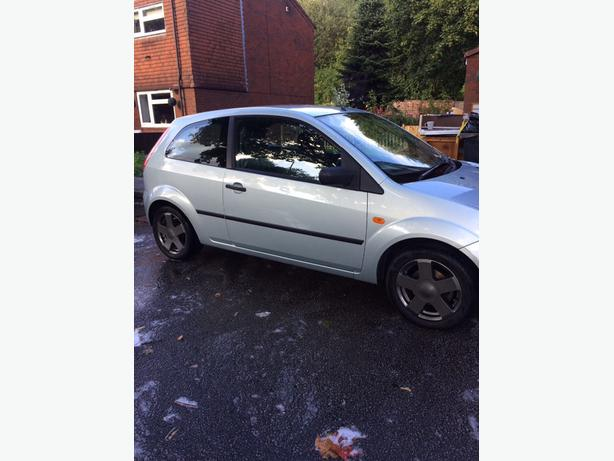 ford fiesta mark 5 for sale