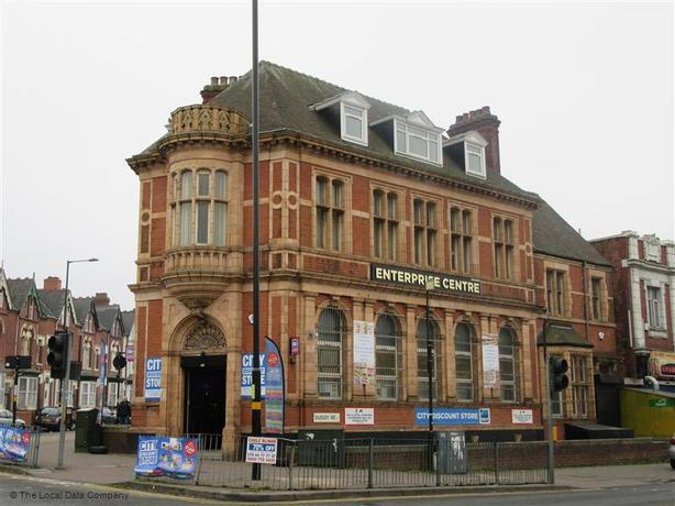 Offices to Let in Winson Green, Dudley Road