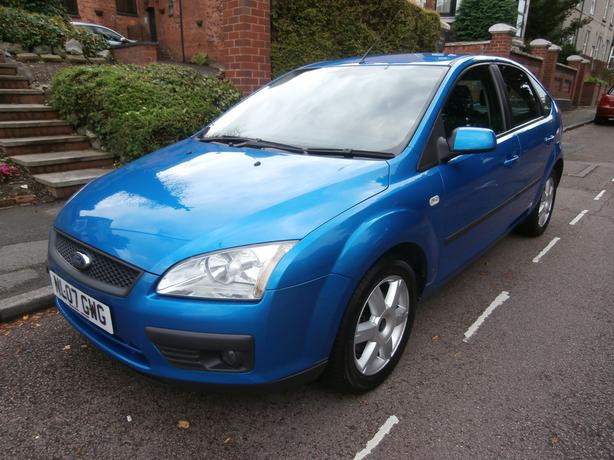 FORD FOCUS SPORT, 1.6 PETROL, 2007/ 07 Reg (NICE CLEAN CAR)