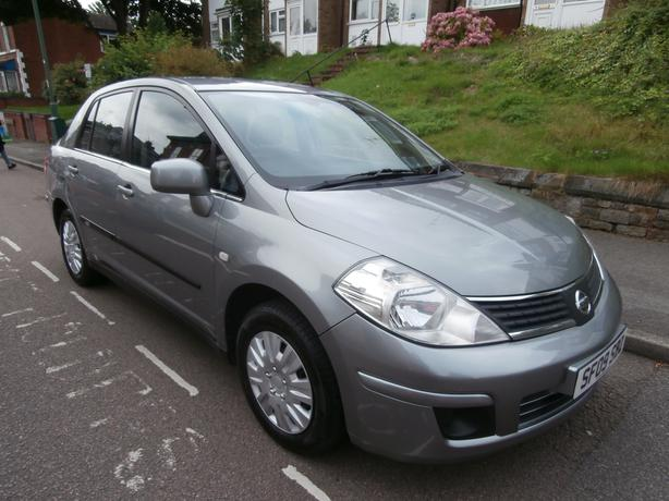 "NISSAN TIIDA (VERY RARE VEHICLE), 1.6 PETROL ""NICE CLEAN CAR"""