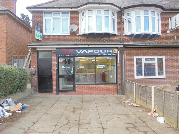 SCHOOL ROAD-YARDLEY WOOD (RETAIL SHOP)