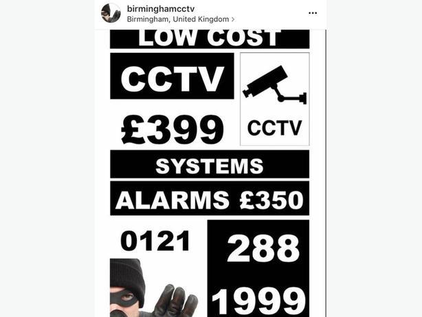 CCTV FOR HOMES BIRMINGHAM