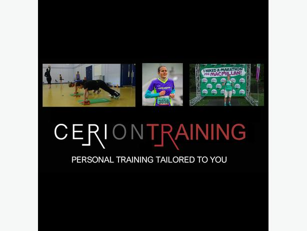 Online Personal Training - Ceriontraining