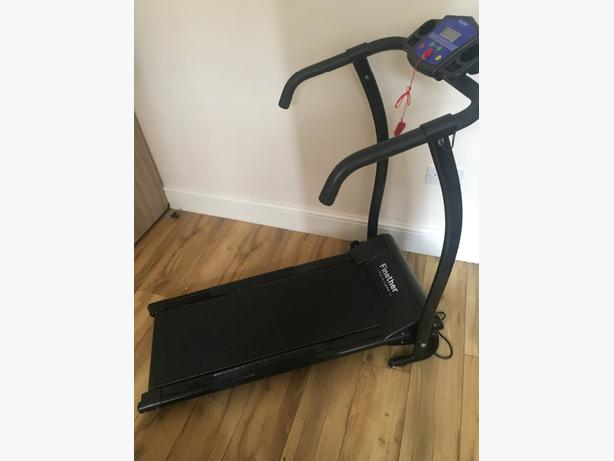 motorised running machine