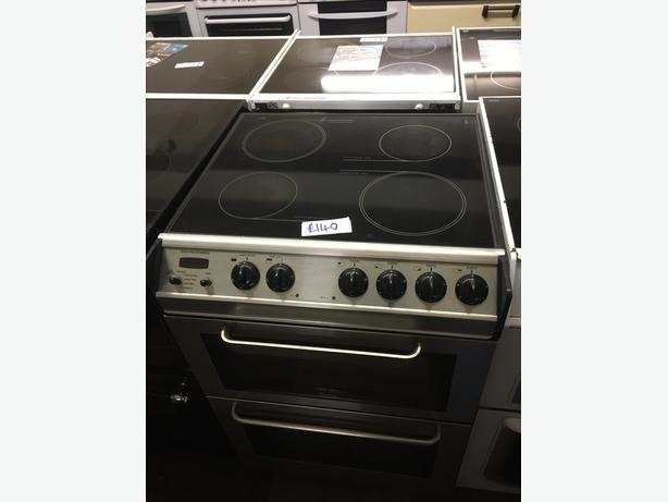 TRICITY BENDIX STAINLESS STEEL DOUBLE OVEN🌎🌎PLANET APPLIANCE🌠🌠