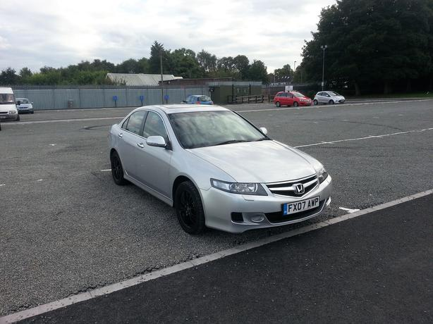 Honda Accord 07reg. (2007), 2 owners, low mileage 2.0 petrol