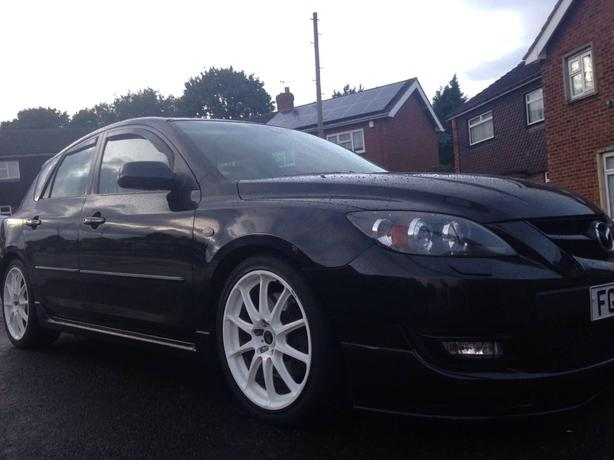 mazda 3 mps 2.3 turbo 2008 £2800 px swap