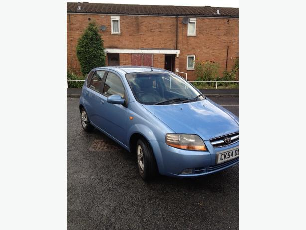 Cheap Car Tax&Mot Daewoo Karlos 1.2 Jap engine Realiable