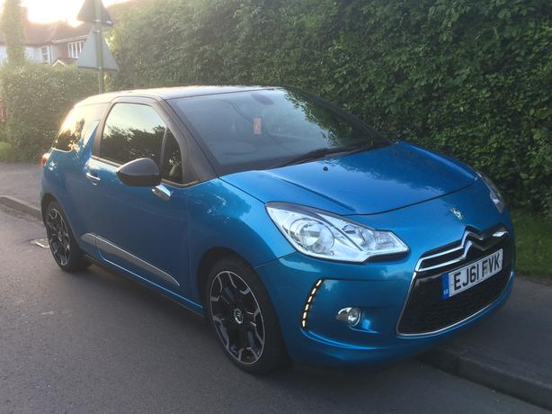 CITROEN DS3 1.6HDI DSPORT