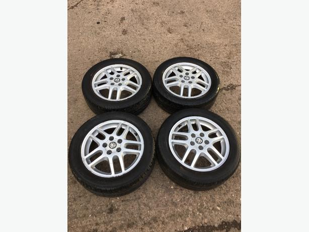 vauxhall alloys 5 stud