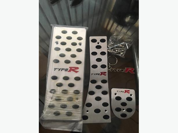 honda type r pedals