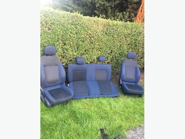 vauxhall corsa seats