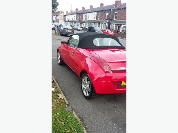 for sale ford  streetKa convertible 1.6 petrol