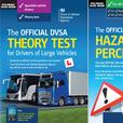 **DVD** 2017 Theory Test for Drivers of Large Vechicles Dvd & Hazard Perception