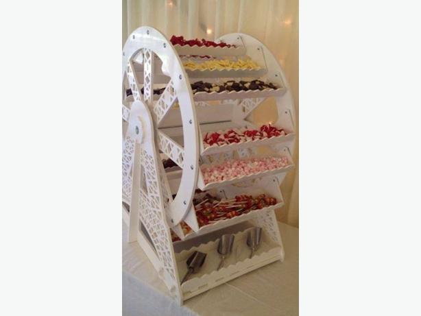 Cupcake/Sweet Ferris Wheel HIRE