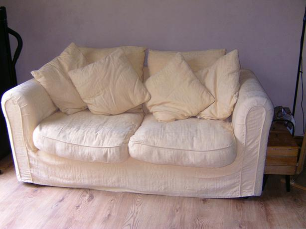 Sofa Bed, Buttermilk