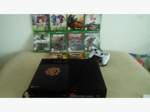 FOR TRADE: Xbox one with 13 games swap ps4