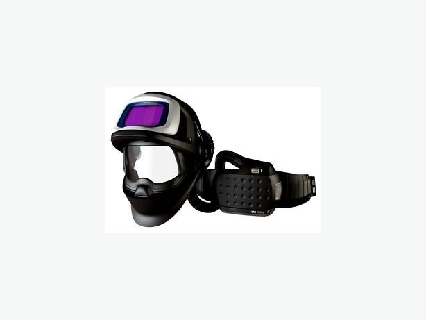 speedglas with airpack