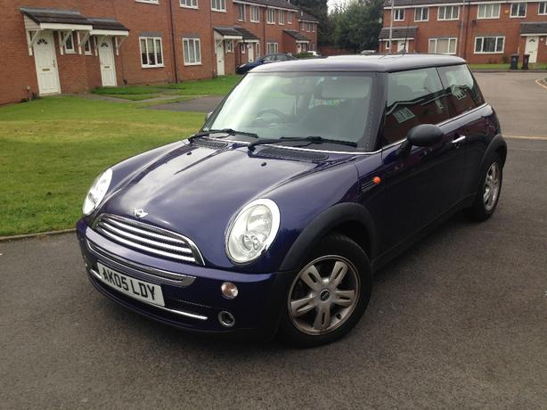 mini one automatic sold!!!!