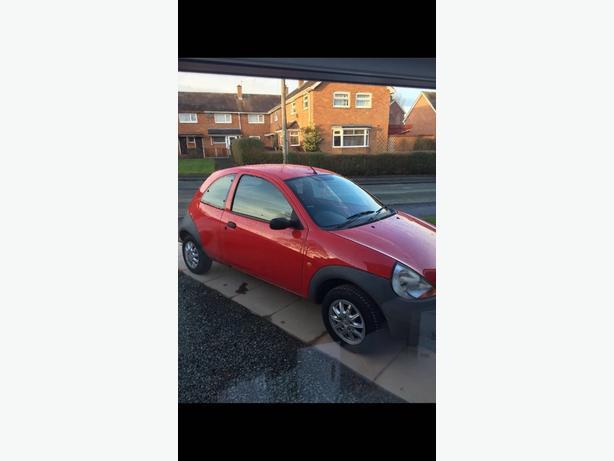 Ford KA £250