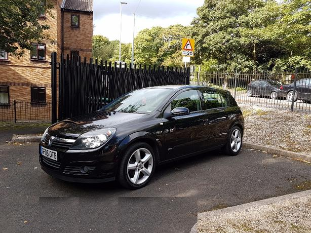 2005 astra sri 1.7 cdti today only £895 may swop px
