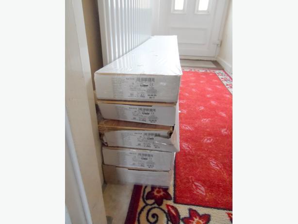 Laminate flooring + Underlay + beading