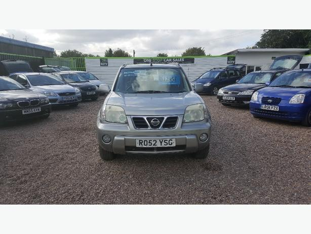 2002 NISSAN X TRAIL SVE 2184cc DIESEL HIGH SPEC FULLY LOADED