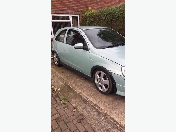 vauxhall corsa 1.2 sxi great car for some one