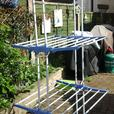 Expandable clothes dryer
