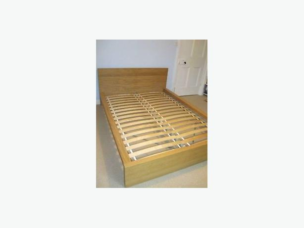 Ikea Malm bed frame
