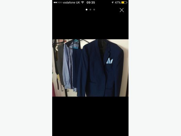 mens small suit