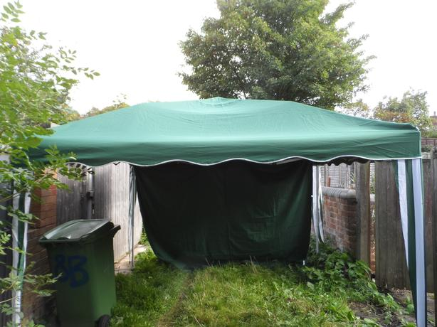 Side Panel or Gazebo 3x3m